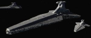 Venator-class Attack Cruiser