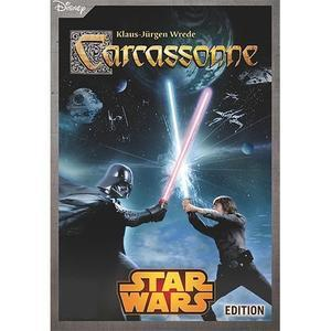 Carcassonne Star Wars Box Cover
