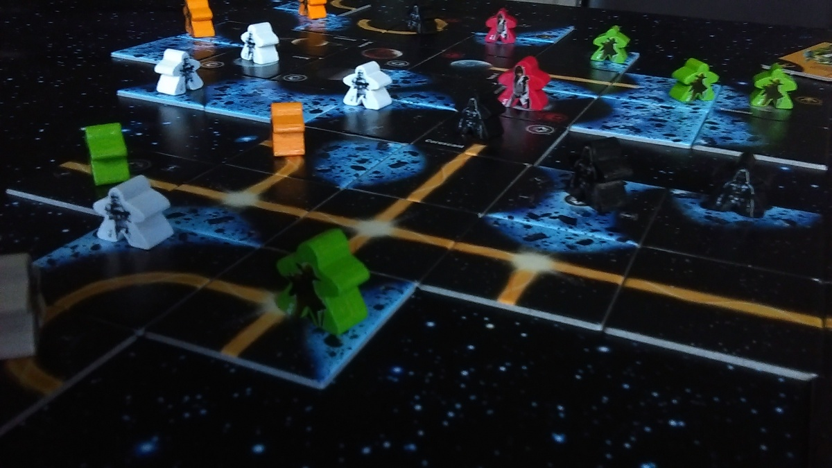 Review: Carcassonne: Star Wars